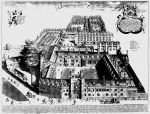 Christ's College, Cambridge, c. 1690