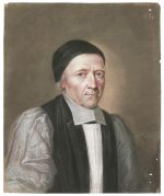Portrait of Archbishop William Sancroft
