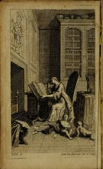 The Ladies Library frontispiece