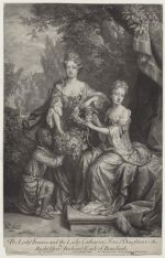 Frances Coningsby (née Jones), Lady Coningsby; Lady Catherine Jones
