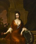 Portrait of Lady Mary Somerset, Duchess of Ormond, by Michael Dahl
