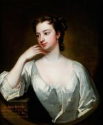 Portrait of Lady Mary Wortley Montagu (1689-1762)