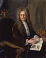 Portrait of Sir Hans Sloane