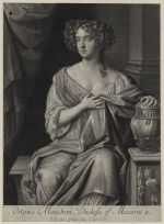 Portrait of Hortense Mancini, Duchess of Mazarin